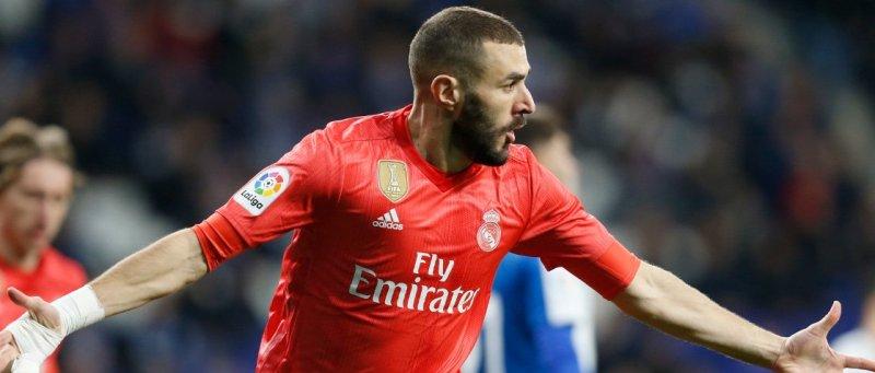 21e journée-Liga : victoire du Real Madrid grâce à un doublé de Benzema
