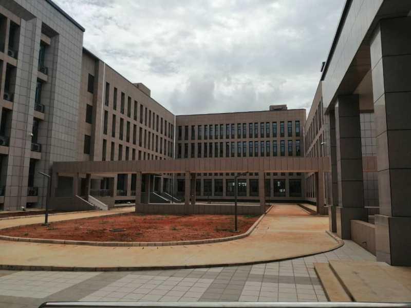 Togo, centre administratif de Lomé, Faure Gnassingbé,