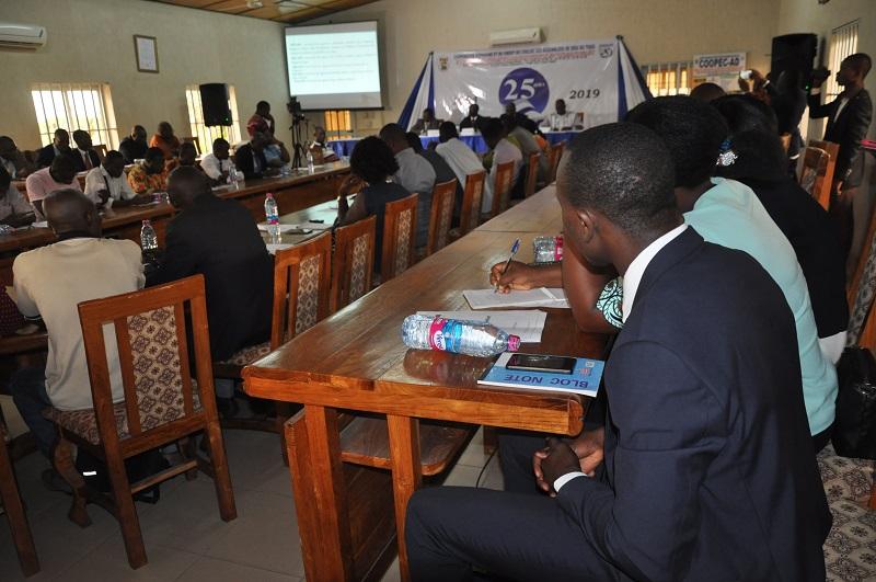 Togo la COOPEC-AD célèbre ses 25 ans et annonce de grands projets