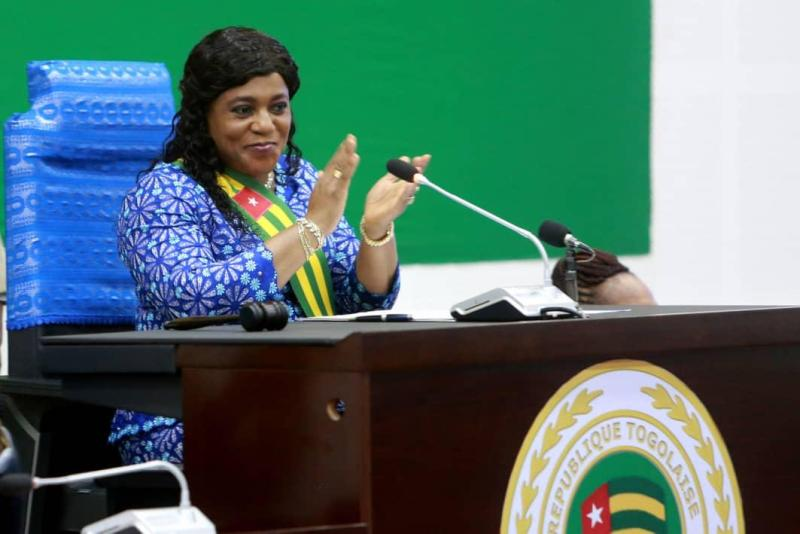1[Photo] Togo-les temps forts de l'adresse du Président Faure Gnassingbé ce 26 avril