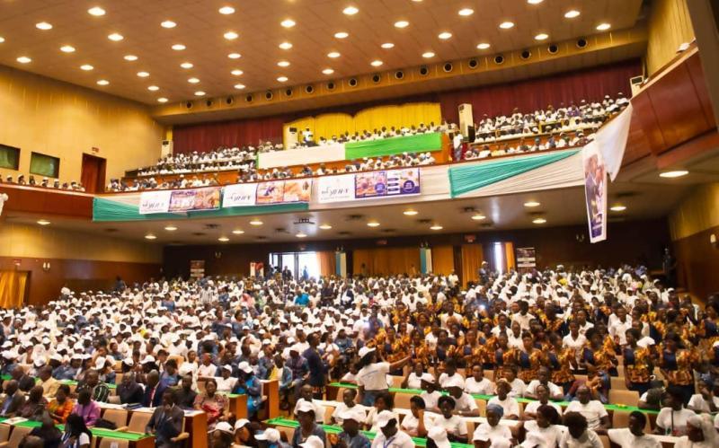 2Togo-l'exhortation du Président Faure Gnassingbé aux femmes togolaises ce samedi 23 mars à Kara