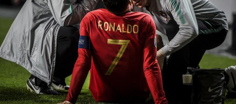 Portugal, rapport médical, Cristiano Ronaldo, Juventus