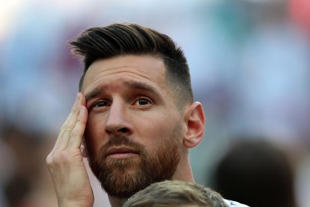 Lionel Messi, Maroc, Tanger, Albiceleste