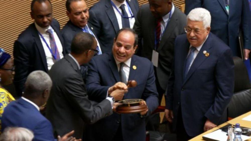 Abdel Fattah al-Sissi nouveau Président de l'Union africaine