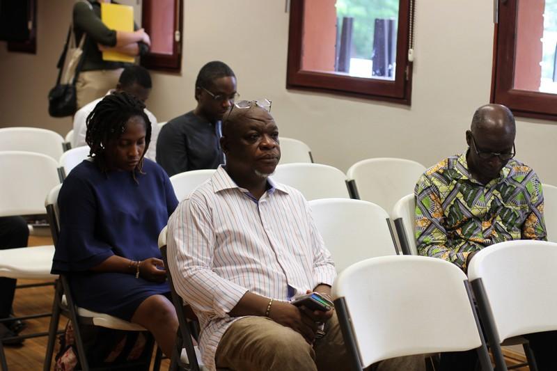 Mme Laurence Foixet, directrice régionale Afrique de l'Ouest Capago