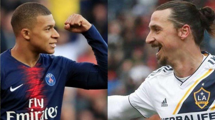 Ce que pense Zlatan Ibrahimovic du prodige Mbappé