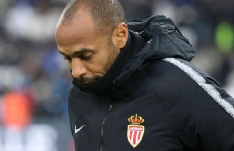C'est avec beaucoup de tristesse que je quitte l'AS Monaco-Thierry Henry