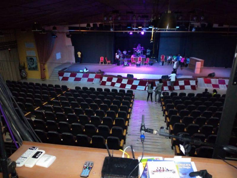 Comédie musicale Lumen Valley de la lumière pour les jeunes du Togo (2)