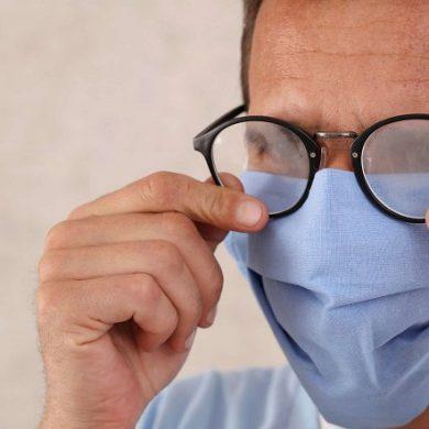 Covid-19 : « Les porteurs de lunettes » seraient jusqu'à trois fois moins infectés par la maladie
