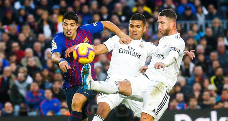 Coupe du Roi le Real accroche le Barça au Camp Nou
