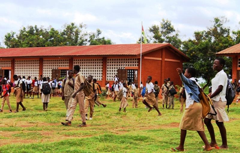Education, Togo, France, PAREC, Projet d'appui à la réforme des collèges, PAREC AFD,