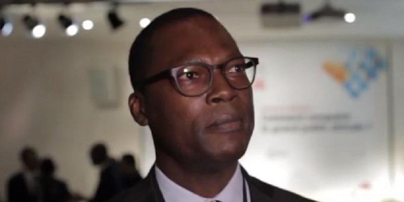 Wilfrid Lauriano do Rego a été choisi pour devenir le nouveau coordonnateur du Conseil présidentiel pour l'Afrique (CPA) d'Emmanuel Macron. © YouTube/Jeune Afrique