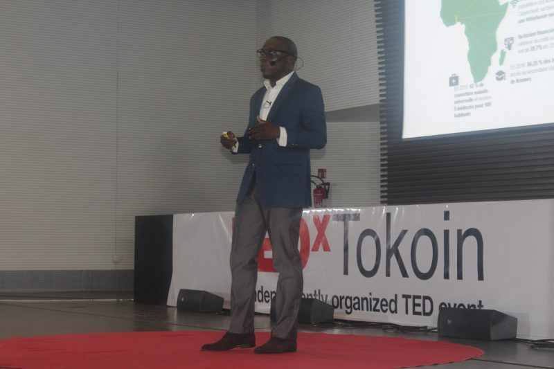 TEDxTokoin, Togo, Afrique, ingéniosité, entrepreneurs, Linda Nanan Vallee, Malick Natchaba, TEDx, Wilfried Dabire,