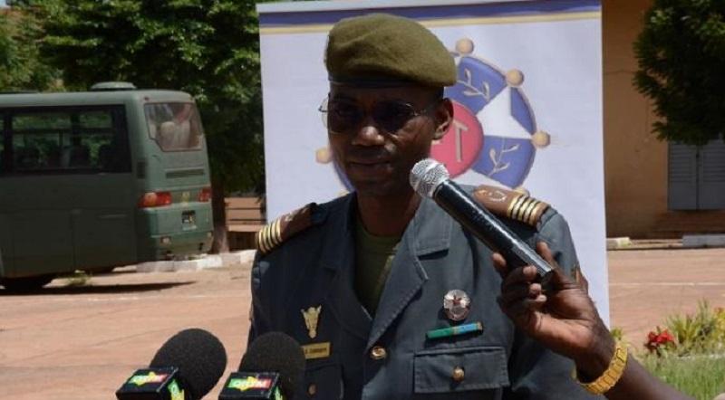 IN-l'arrestation du président Ibrahim Boubacar Kéita et son Premier ministre Boubou Cissé, fait sortir du lot un nouvel homme fort à Bamako Le Colonel Sadio Camara.