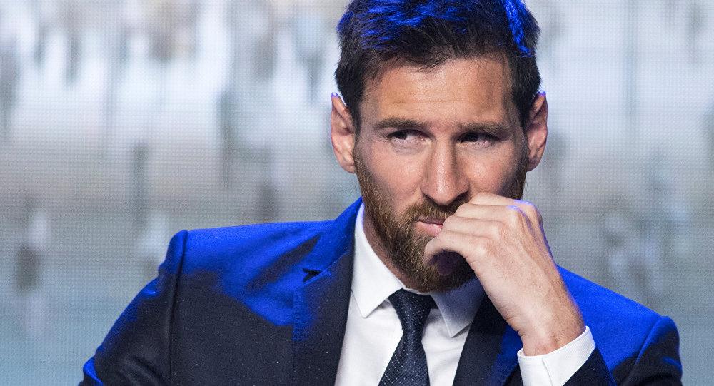Messi, Football, UEFA