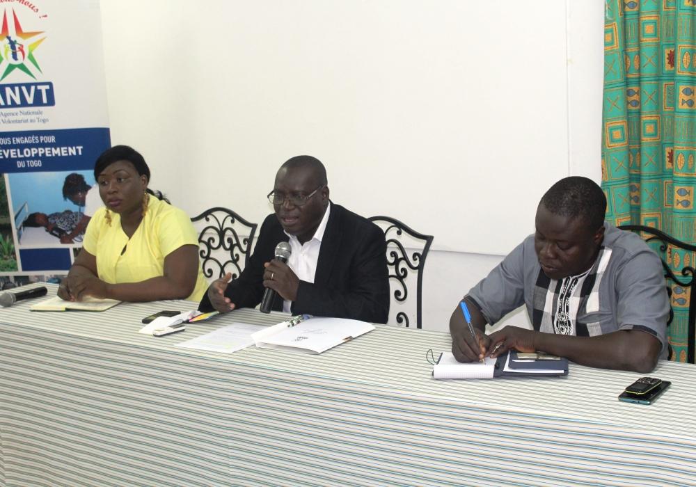 L'Agence nationale du Volontariat au Togo (ANVT) et la Délégation de l'Union européenne au Togo lancent le concours « Meilleur volontaire de l'année »