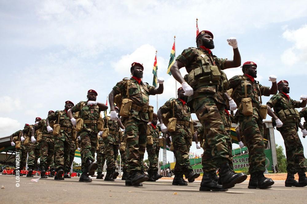 Armée togolaise, recrute, ministre de la Défense et des Anciens Combattants, 10 août 2018, personnel, non-officier, Forces armées Togolaises, recrutement, général, spécialistes, jeunes,