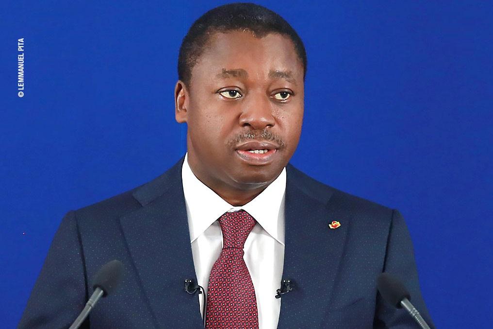 Président-togolais-Faure Gnassingbé-grâce présidentielle-7 détenus