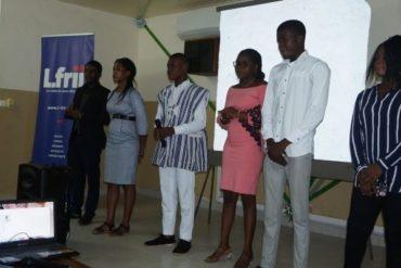 Le nouveau bureau de AIESEC Université de Lomé dévoile les grandes lignes de leur mandat