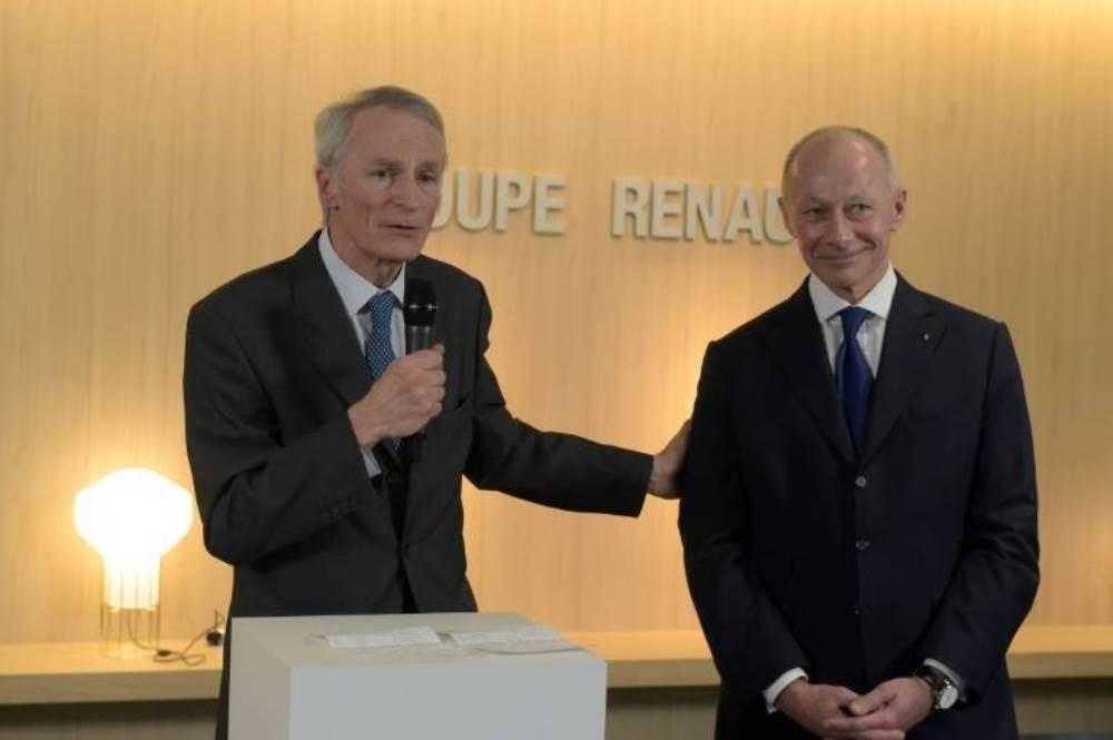Renault : le tandem Senard-Bolloré remplace Ghosn