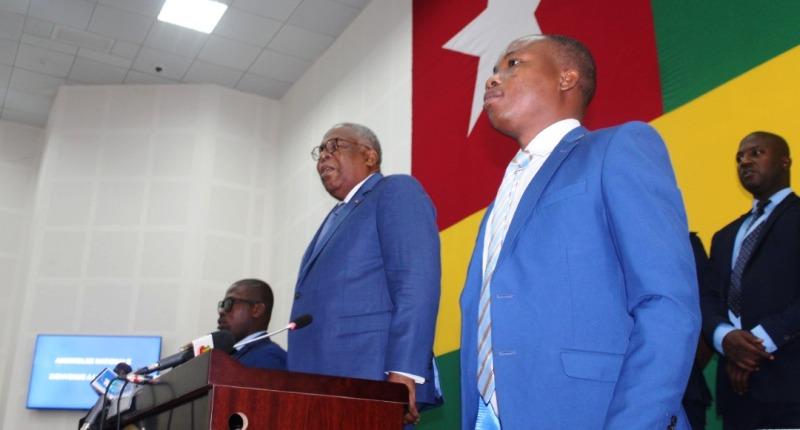 Assemblée nationale, lundi 21 janvier, 6e législature, Togo,