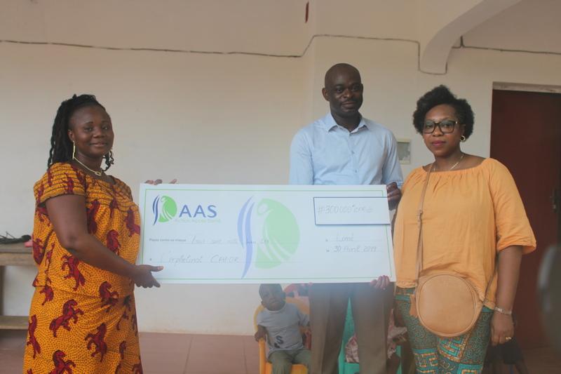 Togo-santé l'association Action Accès Santé, le nouvel ange gardien des orphelins (1)