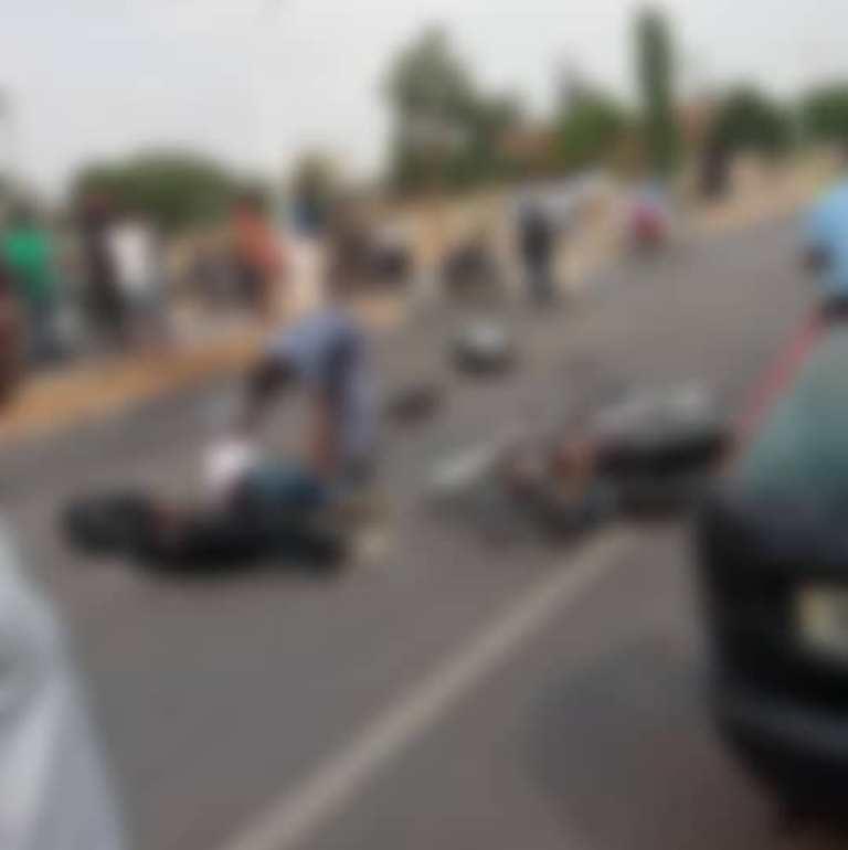Togo, zone de l'aéroport, Lomé, accident dramatique, vendredi 4 janvier, routes, accident, compagnie autonome aéroport de Lomé