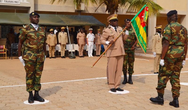 Djoguigou Bararmna-Boukpessi, Makouya Balikou, armée de l'air, Togo, chef d'Etat major