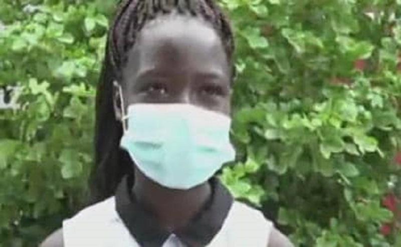 Bac 2020 La première fille du Togo a reçu une belle récompense