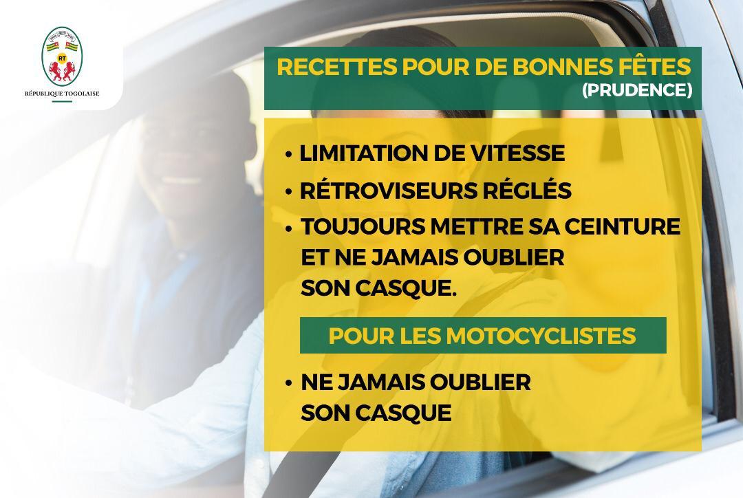 Accidents, Adidogomé, vendredi 28 décembre, accident route, circulation