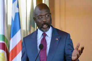 Georges Weah, Liberia, économie, prière