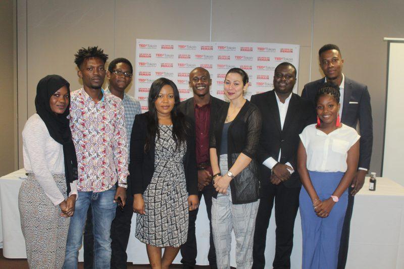TEDx Tokoin, acte 2 l'avenir sera en débat à Lomé