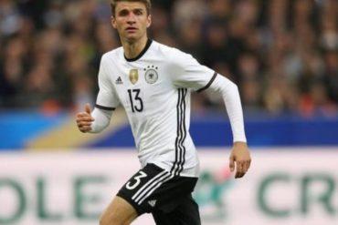 Allemagne Thomas Müller se dit prêt à rejouer avec la Mannschaft