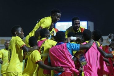 CAN U20 l'Ouganda surclasse la Tunisie et rejoint le Ghana en finale