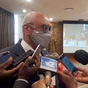 Crise au Mali La transition a fait des avancées, rassure Zeïni Moulaye, Ministre des affaires étrangères