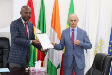 Diplomatie L'Algérie a un nouvel ambassadeur au Togo