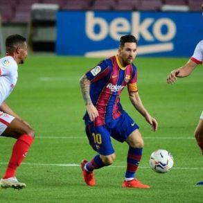 Espagne en pleine tourmente, le Barça vise une remontada contre Séville en Coupe du roi
