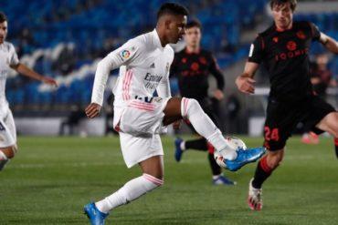 Liga le Real Madrid arrache un nul miraculeux contre la Real Sociedad