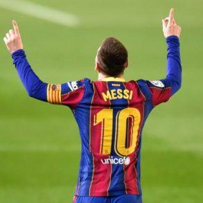 Liga nouvelle récompense pour Lionel Messi