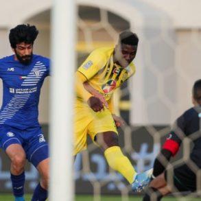 Peniel Mlappa le togolais de nouveau buteur avec Al-Ittihad Kalba