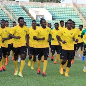 Togo Elim CAN 2021 les éperviers locaux en stage à Lomé
