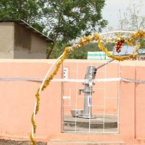 Togo la population de Bégbé a désormais accès à l'eau potable grâce à la fondation Hussein Métairek